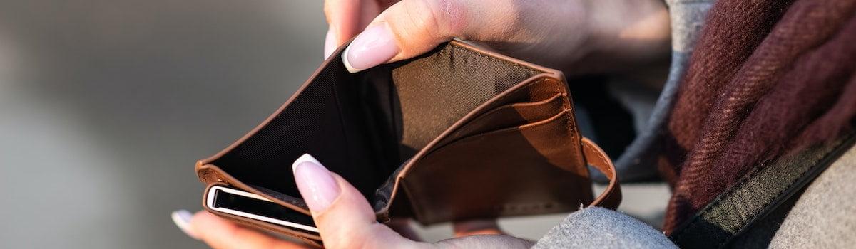 Plånbok för Bitcoin